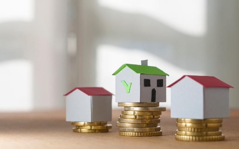 Pantsättning hus och bostadsrätt